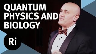 Jim Al-Khalili - Quantum Life: How Physics Can Revolutionise Biology