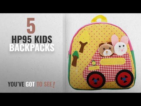 Best Hp95 Kids Backpacks [2018]: Artistic9(TM) Toddler Kids Backpack Car Cartoon School Bags