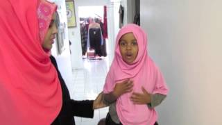 Simple Hijab Tutorial - #5 (Aisha's Hijab Tutorial)
