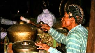 The gamelan is a musical ensemble from Indonesia, typically from the islands of Bali or Java, featuring a variety of instruments ...