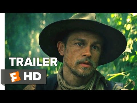 The Lost City of Z, based on Percy Fawcett's mythical Amazonian explorations