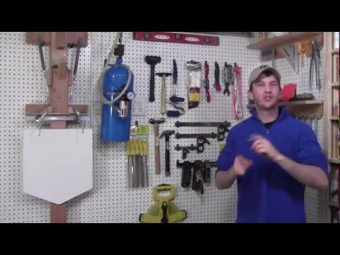 Talon Pegboard Toolholders Review by A Simple Design