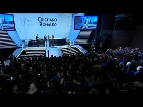 UEFA:Ο Ρονάλντο κορυφαίος ποδοσφαιριστής της χρονιάς