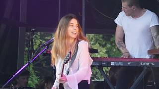 Haim - I Would Die 4 U (Prince Tribute) - Lollapalooza 2016 Chicago