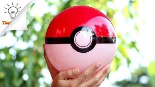 [DIY] PokeBall Fence Light   Pokemon Go Style   Thaitrick