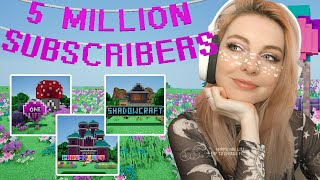 Thank you! 5 Million Subscriber Celebration