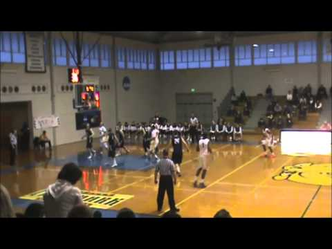 Goucher vs. Drew Highlights - 2/15/14