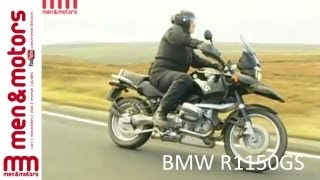 6. BMW R1150GS Review (2003)