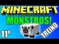 "Minecraft: Aventura: ""Monstros!"" - Episódio 11 ""Treinamento do Venoninho!"""