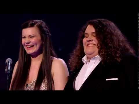 Jonathan - Jonathan & Charlotte performing The Prayer live on the Britain's Got Talent Final 12th May 2012.