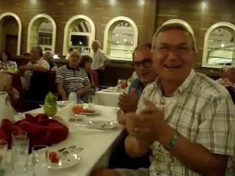 Ahmet Koca 43. Yıl Buluşması Alanya3 2016