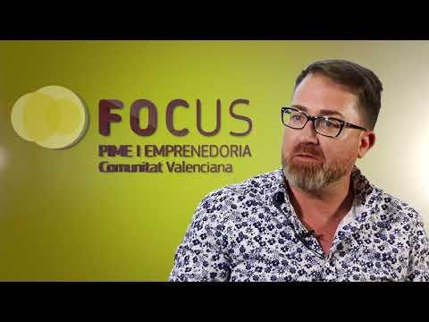 José Madrid. Director Premios Peces Ayto. Alfaz del Pi, en  #Focuspyme Alicante 2018[;;;][;;;]