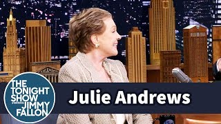 Video Julie Andrews Reveals How They Pulled off That Iconic Sound of Music Scene MP3, 3GP, MP4, WEBM, AVI, FLV September 2018