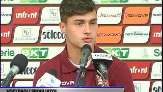 INTERVISTA VALERIO MANTOVANI DOPO GARA SALERNITANA - SPEZIA