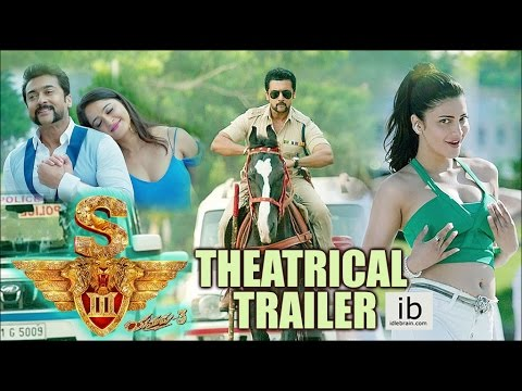 S3 – Yamudu 3 new Theatrical Trailer