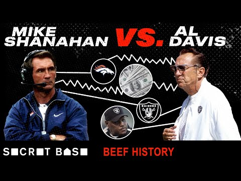 Video: Al Davis was cheap, Mike Shanahan was petty, and their beef was a decade-long delight