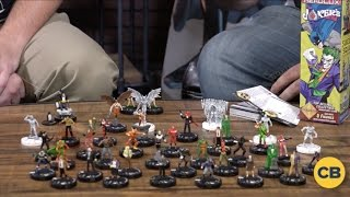 ComicBook UNBOXING: DC COMICS HEROCLIX by Comicbook.com