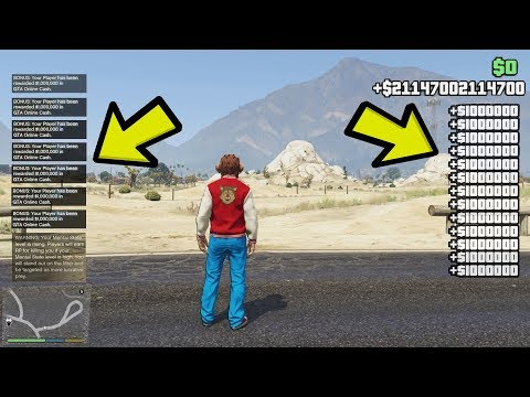 What Happens When You Reach The Highest Amount Of Money In GTA Online?