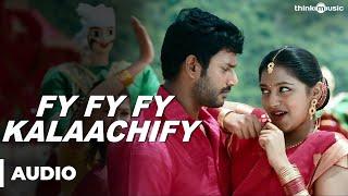 Fy Fy Fy Kalaachify Official Full Song - Pandiya Nadu - Vishal, Lakshmi Menon