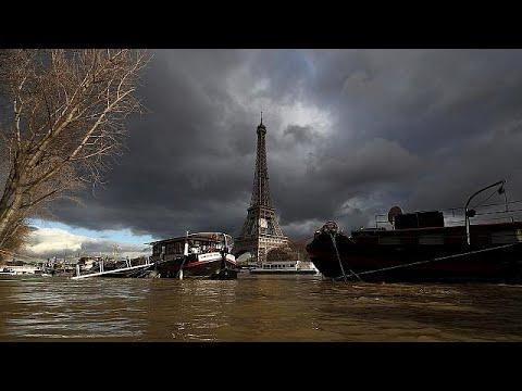 Η εικόνα του καιρού τον Ιανουάριο του 2018