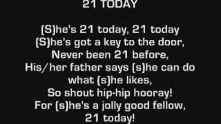 Download Lagu 21 Today Mp3