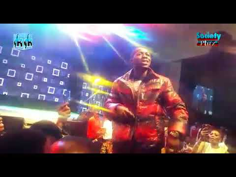 SMALL DOCTOR'S ELECTRIFYING PERFORMANCE AT THE OXYMORON OF KENNYBLAQ 2018