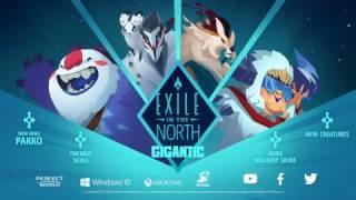 Видео к игре Gigantic из публикации: Обновление «Exile in the North» в Gigantic