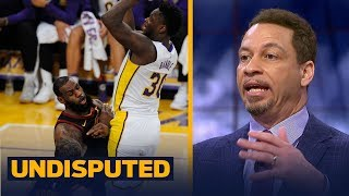 Video Chris Broussard reacts to Julius Randle's career-high night in win over LeBron's Cavs | UNDISPUTED MP3, 3GP, MP4, WEBM, AVI, FLV Maret 2018