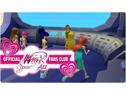 winx club pc gameplay stage 1 gardenia + alfea