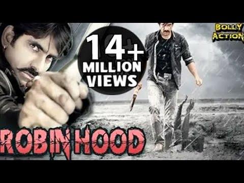 Robinhood | Hindi Dubbed Movies 2017 Full Movie | Hindi Movie | Ravi Teja Movies | Hindi Movies 2017