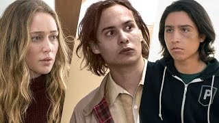 How Fear the Walking Dead's Characters Cope with Being Separated - SDCC 2016 by IGN