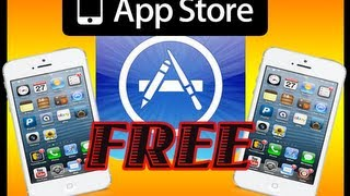 Best SEVEN [FREE] IOS Apps October 2013 IPhone 5S, IPhone 5, IPad Mini Part #1