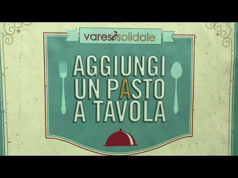 La cena per Varese solidale