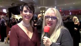 Make A Wish Southern Florida  interview with reporter  Belkys Nerey during the 2016 Intercontinental