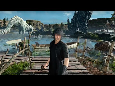 Monster of the Deep: Final Fantasy XV Official Trailer - TGS 2017