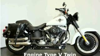 10. 2010 Harley-Davidson Softail Fat Boy Lo Info