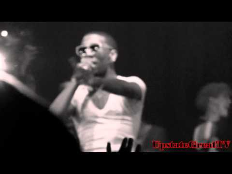 Lil B- Wonton Soup (Live at the Highline Ballroom 1/13/11) (видео)