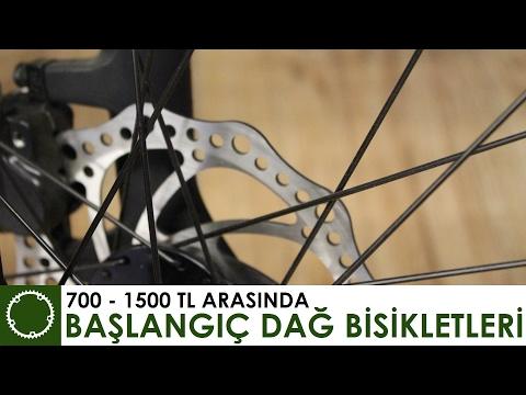 700-1500 TL Başlangıç Dağ Bisikletleri - Bianchi, Carraro, Whistle, Ghost - MTB