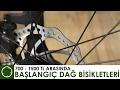 1500 TL Başlangıç Dağ Bisikletleri
