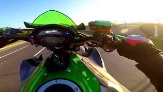 10. Kawasaki Z1000 vs MT-09