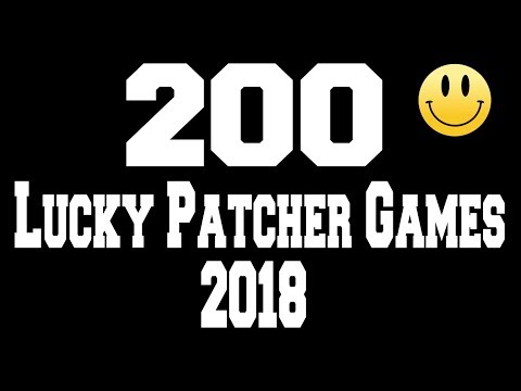 200 Games You Can Hack With Lucky Patcher No Root 2018 Part 3