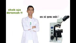 Download Video CARA CHEK SP3RM4 DIRUMAH   CIRI SEMEN PRIA SEHAT MP3 3GP MP4
