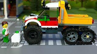 Video Lego Police Cars & construction trucks for kids , Toy Vehicles for Kids MP3, 3GP, MP4, WEBM, AVI, FLV Desember 2018