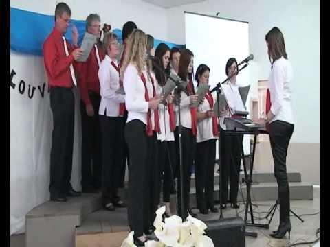 Grupo Ágape em Fraiburgo - 18-09-2011.