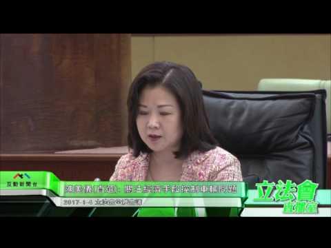 陳美儀:關注經濟手段控制車輛問題 ...