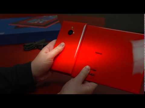 Lumia 2520 Unboxing | BTechVision