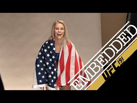 UFC 191 Embedded: Vlog Series - Episode 4