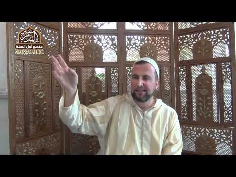 Die innere Realität des Gebetes - Ustad Dr. Mahmud Kellner - HDI 2012