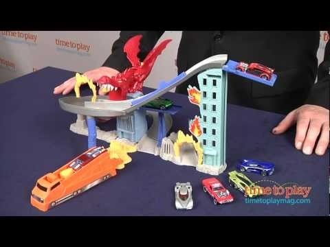 Hot Wheels Dragon Destroyer