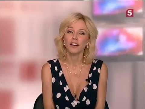 Актриса Марина Зудина в программе \